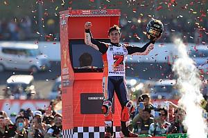 Japonya MotoGP: Marquez kazanarak şampiyon oldu