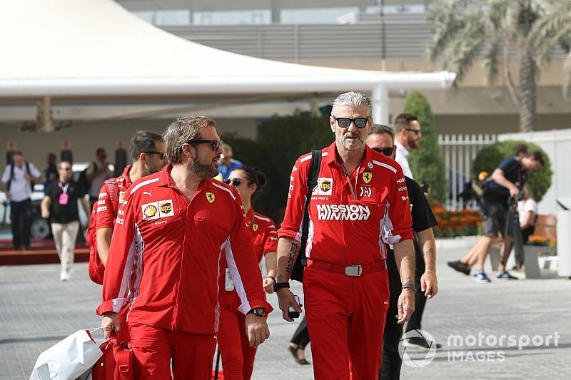 Hivatalos: Mattia Binotto révén új csapatfőnöke van a Ferrarinak!