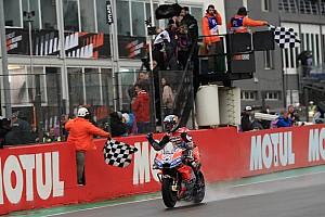 Довіціозо: Я змінив мотоцикл для другої гонки та завдяки цьому переміг