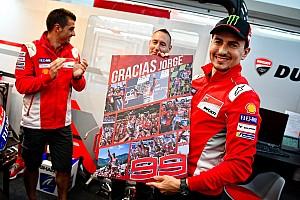 Review MotoGP: Jorge Lorenzo