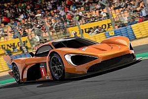 Deelname McLaren aan eerste WEC hypercar-seizoen zeer onwaarschijnlijk