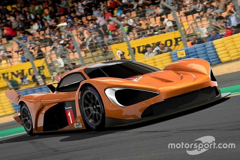 McLaren en WEC,