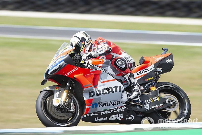 """Bautista: """"Veo imposible el trueque con Petrucci en Ducati"""""""