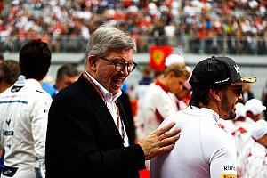 Brawn: Alonso hiçbir zaman doğru zamanda doğru takımda olmadı