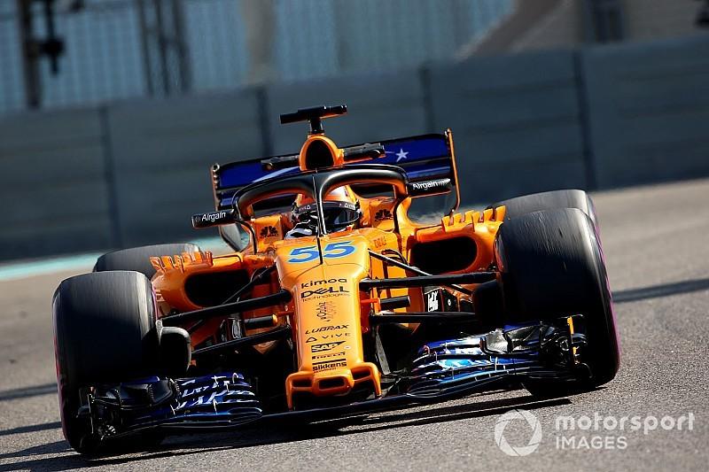 Sainz stupito dalla McLaren: