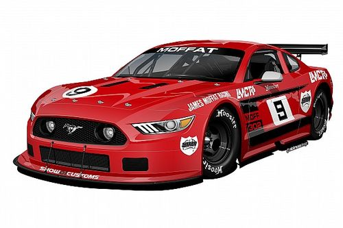 Iconic colours for Moffat Trans Am debut