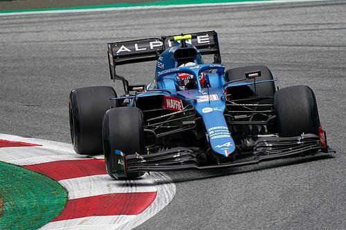 Ocon y el espíritu de lucha de Alpine F1 para luchar por el top 5