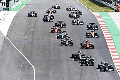Inkomsten van de Formule 1 herstellen zich langzaam