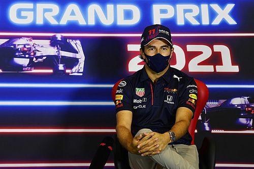 Perez Bertekad Raih Hasil Bagus di GP Hungaria