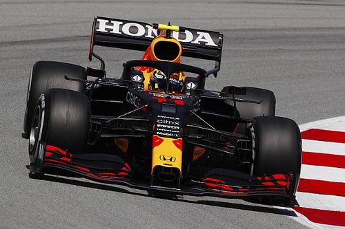 """F1 - Pérez diz que problema no ombro contribuiu para mau resultado na Espanha: """"Não me sentia 100%"""""""
