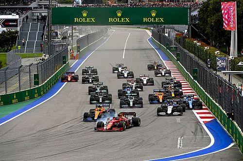 Rusya GP: Pilot performans puanları