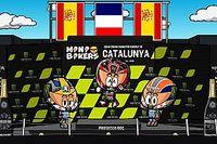 Vídeo: el GP de Catalunya 2020 de MotoGP, según MiniBikers