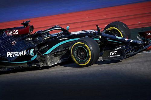 No hay planes para que Mercedes sea AMG en F1