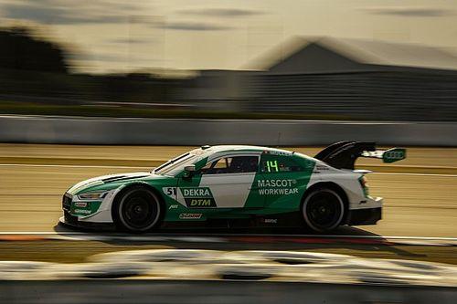 DTM: Muller è imprendibile, pole per Gara 1 del Nurburgring