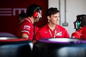 Протеже Ferrari Армстронг проведет сезон-21 в Формуле 2