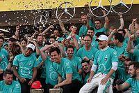 F1: Mercedes pode garantir hepta de construtores em Portugal; entenda combinações necessárias