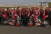 Aprilia révèle sa RS-GP pour la saison 2021 de MotoGP