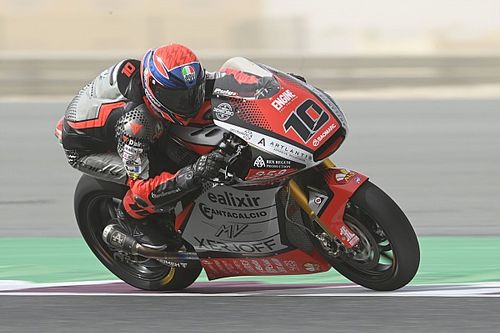 Miquel Pons debutará en Moto2 con MV Agusta en Portimao