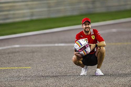 """Vettel : """"Je ne me vois pas en F1 à 40 ans"""""""
