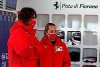 Maya Weug, Pembalap Putri Pertama Akademi Ferrari