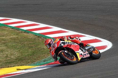 Fotos: ¡y Marc Márquez volvió al mundial de MotoGP!