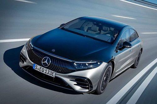 A luxus luxusát ígéri a Mercedes új elektromos zászlóvivője, az EQS