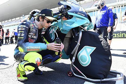 Rossi Menatap Podium Ke-200 MotoGP di Jerez
