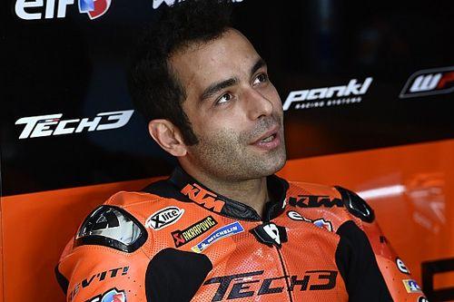 Petrucci discovered shoulder dislocation after Qatar MotoGP races