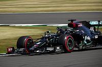 Hamilton dá o troco em Bottas e é o mais rápido do dia na Inglaterra