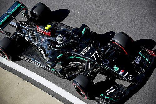 Mercedes, también muy por delante en el GP del 70º Aniversario