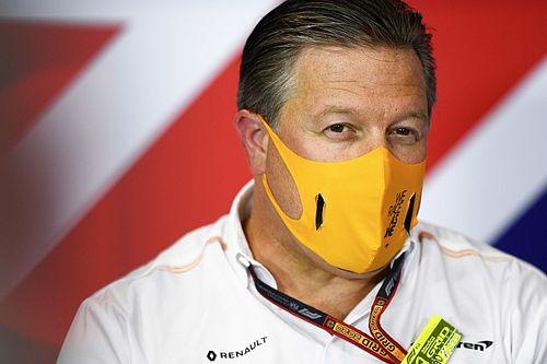 Brown nagyratörő álmai: megszerezni a tripla koronát a McLarennel