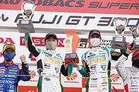 高橋一穂オーナーの想いに応えたい……2号車ロータスの加藤寛規、今季初勝利に感極まる
