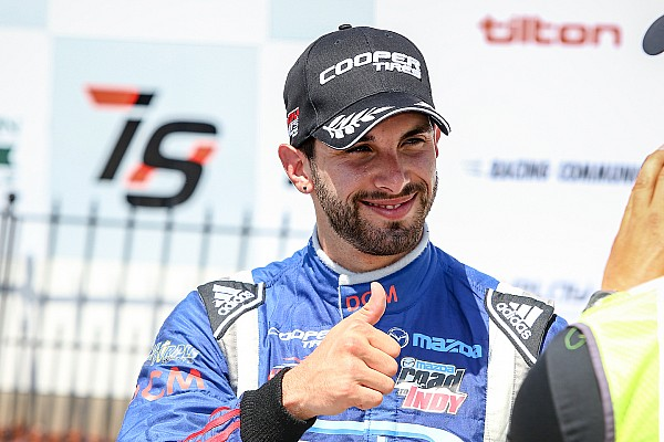 Serralles to test IndyCar for Andretti Autosport