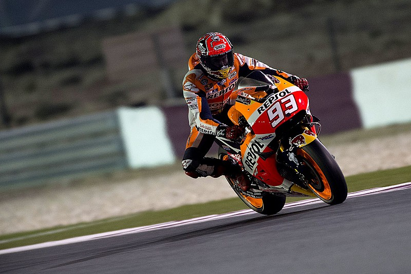 "Marquez says tyre selection ""key"" to Argentina hopes"