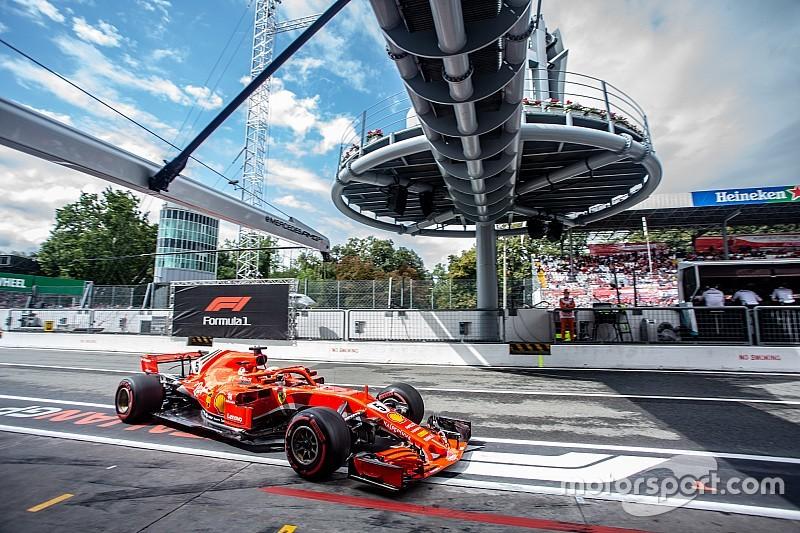 Monza envisage la suppression d'une chicane