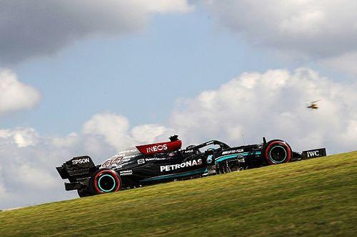 Mercedes Tangkis Kecurigaan Red Bull terkait Kecepatan di Trek Lurus
