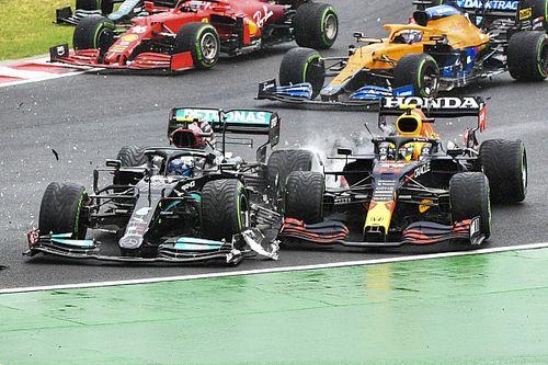 ホンダ田辺F1テクニカルディレクター「もらい事故……またもクラッシュ絡みで、レッドブルには悔しい結果」 F1ハンガリーGP