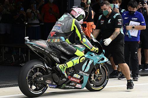 """Rossi, Misano'daki kazasından dolayı """"çok sinirli"""""""