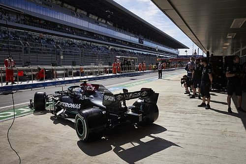 Jadwal F1 GP Rusia 2021 Hari Ini