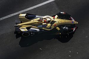 Vergne fue el mejor en las pruebas de Fórmula E en Ciudad de México