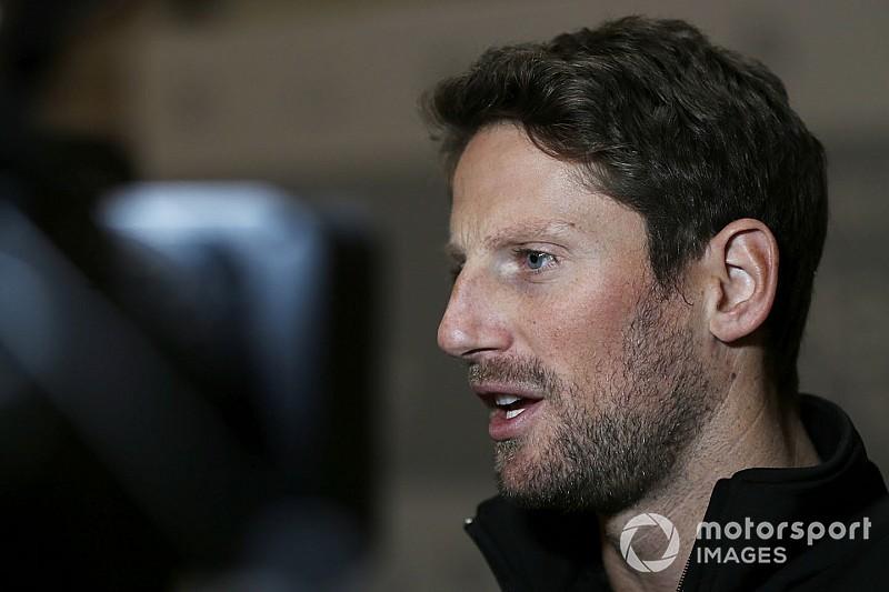 Grosjean apprezza la maggior libertà concessa ai piloti di F1 a livello di peso