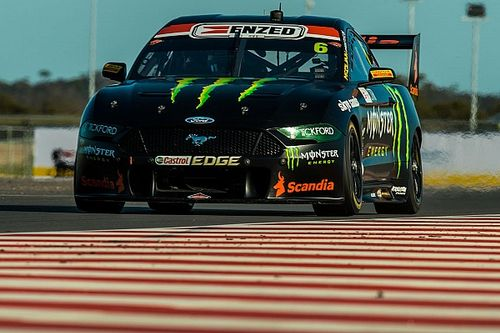 Waters, Monster re-sign with Tickford Supercars squad