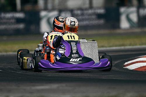 Rafael Câmara acelera na Espanha de olho na decisão do Europeu de Kart