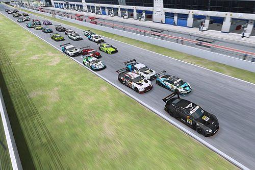 Löhner and Wisniewski victories kick start ADAC GT Masters Esports Championship