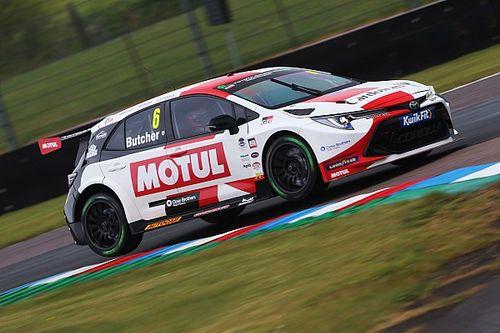 Oulton Park BTCC: Butcher claims his maiden Toyota win