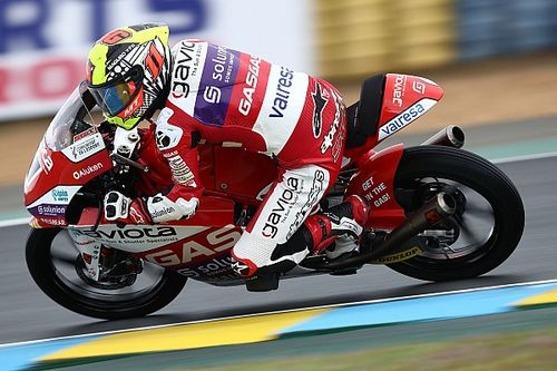Moto3 Barselona 1. antrenman: Garcia lider, Deniz 18. oldu