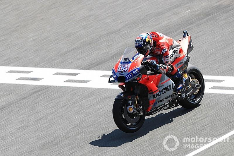 Гран Прі Таїланду: Довіціозо став найкращим у третій практиці, Маркес впав і залишився поза Q2