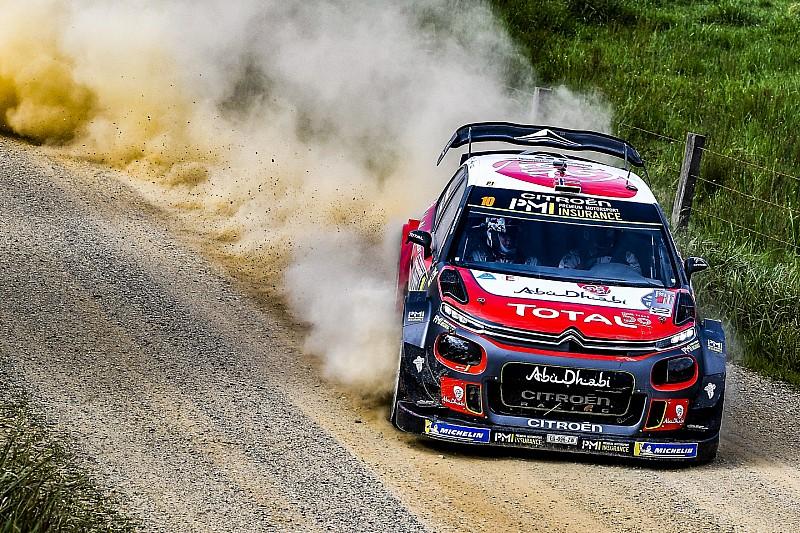 Østberg annonce que Citroën n'aura que deux voitures en WRC en 2019