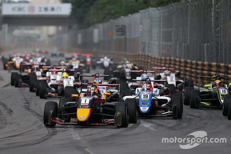 Macau reluctant to adopt new F3 cars after Floersch accident