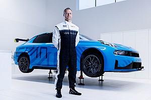Andy Priaulx è il terzo pilota scelto da Lynk & Co Cyan Racing per il 2019